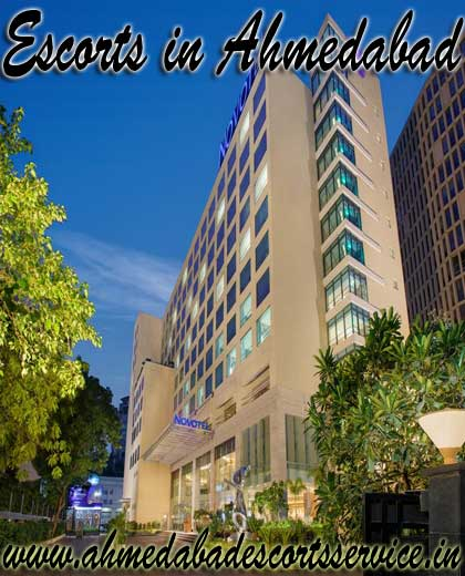 escorts in Novotel Ahmedabad Resort